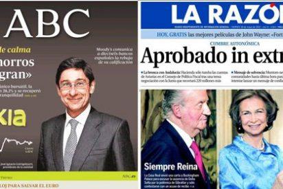 La banca española se balancea sobre el precipicio