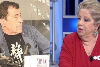 """Dragó llama """"fascista"""" y """"sediciosa"""" a María Antonia Iglesias"""
