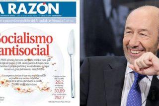 La izquierda más cínica persigue a la Iglesia mientras la sede del PSOE en Madrid no paga el IBI