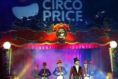 El Teatro Circo Price presenta una obra de teatro en 360 grados
