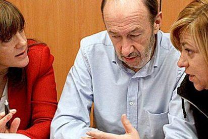 El PSOE, S.A., en quiebra técnica
