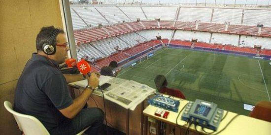 Cada cadena de radio pagará 1.200 € por partido de la Liga BBVA