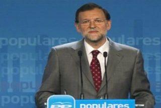 """Rajoy: """"¿Por qué el PSOE no pidió el IBI para la Iglesia cuando gobernaba?"""""""