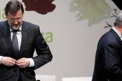 Mariano Rajoy devuelve el derechazo a Rato: 'Y bailaré sobre tu tumba'