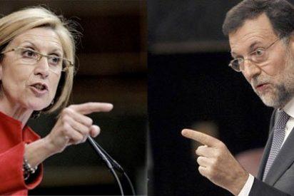 El ninguneo de Rajoy a Rosa Díez hizo que el PSOE se hiciera con Asturias