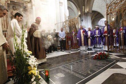 Primer aniversario de la muerte de García-Gasco