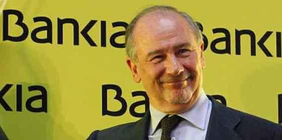 Al 'señorito' Rato le dan hasta en el carnet de identidad tras su huida de Bankia