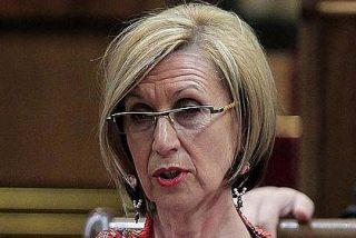 """Rosa Díez a Rajoy: """"El PP no se opuso a los principales despilfarros"""""""