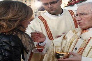 Ana Botella jamás cobraría el IBI a la iglesia aunque pudiera legalmente