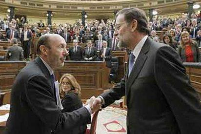 PP y PSOE se disputan como niños el juguete medio roto del Tribunal Constitucional