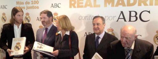 El Real Madrid premia su fidelidad blanca al diario ABC, concediéndole la entrevista exclusiva con José Mourinho