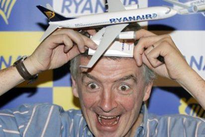 Ryanair repartirá en Bilbao vuelos gratis a Madrid y Düsseldorf