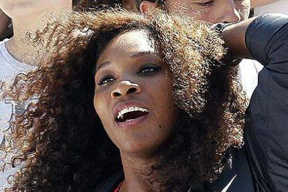 """Serena Williams: """"Si fuera hombre, sería gay; me gustan los hombres"""""""