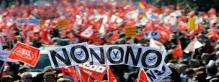 Los sindicatos y «los ojos distraídos de la sociedad»