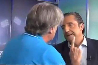 Pedrerol quiere seguir contando con Siro López en 'Punto Pelota' pese al broncazo