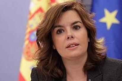 Saénz de Santamaría pide medidas rápidas a Europa