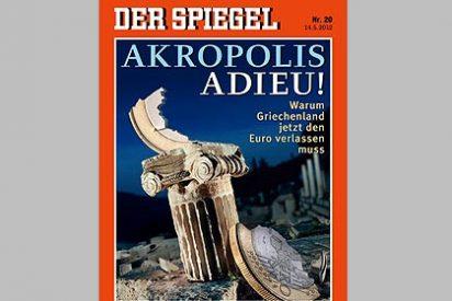 """Der Spiegel se rinde a la evidencia: """"Akropolis Adieu!"""""""