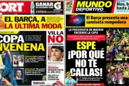 Santiago González propone una liga de fútbol vasca