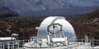 Tenerife acoge a 'Gregor', el telescopio solar más grande de Europa