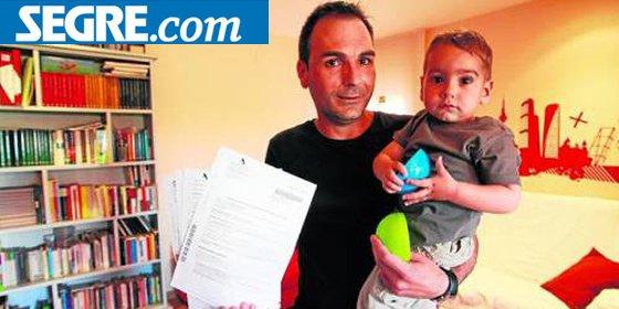 Hacienda envía un borrador de la declaración a un niño de 18 meses y dice que fue el propio bebé quien lo solicitó