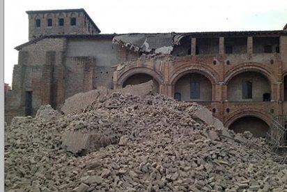 Un terremoto en el norte de Italia se salda con diez muertos