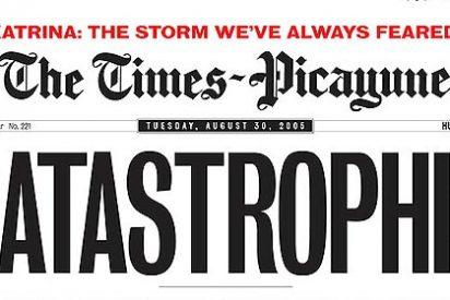 Nueva Orleans, primera gran ciudad de EEUU sin un diario impreso