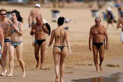 Las españolas piensan más veces en las vacaciones que en el sexo