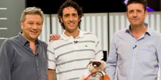 """Tomás Carbonell, en TVE, contra el Masters de Roma: """"¡Están matando al tenis!"""""""