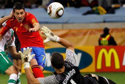 David Villa llama a Del Bosque para renunciar a la Eurocopa
