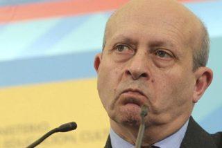 El PSOE culpa al ministro Wert del despido de 40.000 profesores
