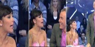 La colaboradora de T5, Lorena Castell se desnuda, habla de sexo sin tapujos y se posiciona entre Sardá y Jordi González