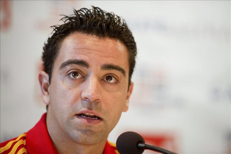 Las críticas de Xavi al Real Madrid crean malestar en la Selección