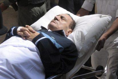 Hosni Mubarak, condenado a cadena perpetua por sus más de 800 asesinatos