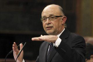 Montoro pide la ayuda del BCE y prepara la subida del IVA