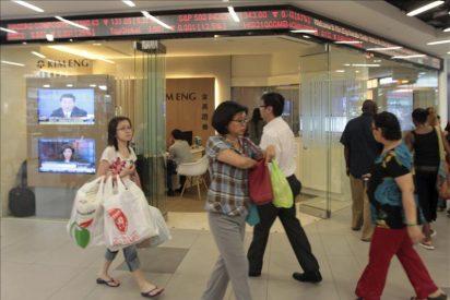 Pérdida en la apertura de las bolsas del Sudeste Asiático menos en Vietnam