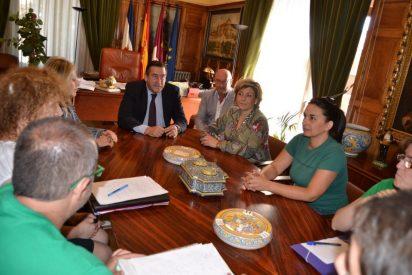 El alcalde de Talavera dice que hablará con el Consejero para transmitirle la preocupación de las AMPA