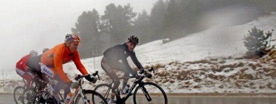 España, primera en el ranking europeo de ciclistas fallecidos