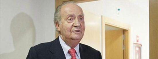 """El Rey, premio 'Cadera de Atila' por sus """"cinegéticas formas ante la crisis"""""""