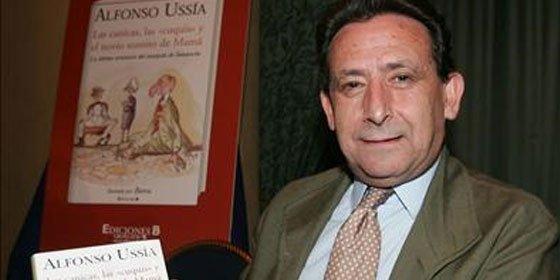 """Alfonso Ussía: """"Despegar de Atenas y aterrizar en Madrid supone un golpe de alivio civilizado"""""""
