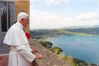 Benedicto XVI se traslada el 3 de julio a su residencia estival de Castel Gandolfo