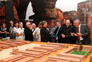 El santuario de Javier acoge una exposición permanente de las reducciones jesuitas de Paraguay