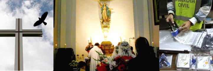 El párroco de Vilafamés acepta dos años de cárcel