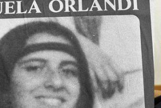 """Alí Agca: """"Juro ante Dios que Emanuela Orlandi está viva"""""""