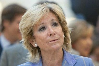 Aguirre: 'No habrá ni un euro para partidos, sindicatos y patronal'