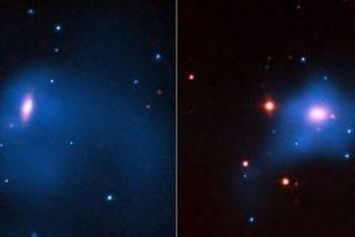 Hallan agujeros negros que crecen más rápido que sus galaxias