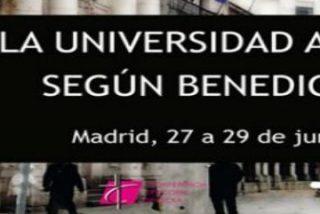 """Agustín del Agua: """"Dios debería estar presente en todas las Universidades, tanto públicas como privadas"""""""