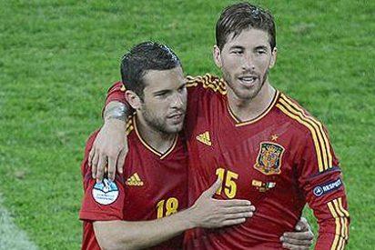 """Sergio Ramos se despista en Facebook: """"España 4 - Irlanda 1"""""""