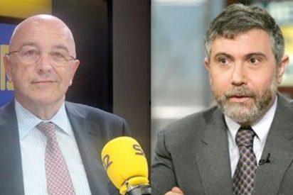 España entre la espada de Almunia y la pared de Krugman