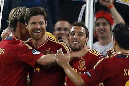 España es la favorita en las apuestas para ganar la Eurocopa 2012