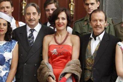 El primer frente abierto de González-Echenique: 'Amar en tiempos revueltos' tiene un pie en Antena 3